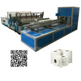 Quanzhou New Model Grande bobina de papel higiênico Maxi Roll Paper Cut Machine