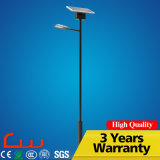 Poli indicatore luminoso di via solare esterno competitivo del comitato 60W 8m LED di prezzi 100W