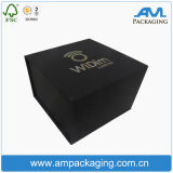 Custom роскошь сигарный упаковки бумаги для табака презентацию с помощью магнитного датчика закрытия