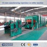 Presse hydraulique de vulcanisation de presse de bande de conveyeur de tissu