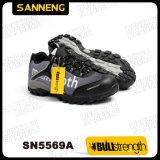 Sportlicher und athletischer Blick-Stahlzehe-Schutzkappen-Sicherheits-Schuhe Sn5569