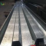 루핑 장에 의하여 직류 전기를 통하는 물결 모양 강철판 강철 Decking 장