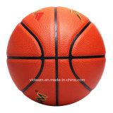 Logo personnalisé PU Cuir Taille 7 6 5 Match Basketball
