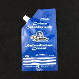Saco de embalagem de alimentos Creamer laminado com bico