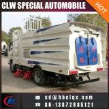 Dongfeng 6m3 7m3 Remolque de nieve Barredora de calle Barredora montada en camión