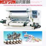 Máquina de inspección y rebobinado de papel de alta velocidad de la serie Fhyb
