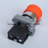 22mm Tipo Emergency-Mushroom 6-380V interruptor pulsador