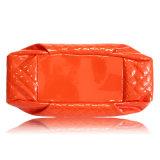 Los diseños de poliuretano brillante funcional del hombro bolsas para las colecciones de mujer