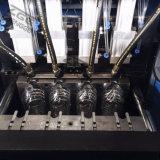 Le plastique semi automatique d'animal familier de 4 cavités peut mettre la machine de soufflement