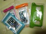 Pubblicità del sacchetto impermeabile promozionale del sacchetto del telefono mobile del PVC TPU