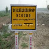 De Raad van het Waarschuwingssein van de Verkeersveiligheid van de glasvezel SMC/FRP