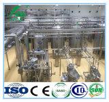 La leche pasteurizada instalaciones de la máquina de la planta de la línea de producción de maquinaria