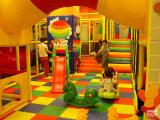 Симпатичная крытая игрушка оборудования спортивной площадки для ребенка