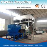 세탁기, 기계를 재생하는 PE PP 필름을 분쇄하는 농업 필름