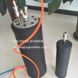Plugue pneumático da tubulação com desvio para o teste da tubulação