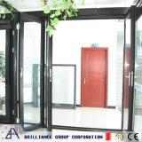 Tür-Thermische Bruch-Falz-Aluminiumtür