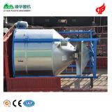 La capacidad grande de plástico vertical máquina mezcladora