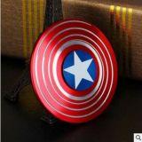 American Captain Hand Spinner Aluminium Metal Fidget Spinner