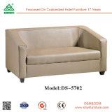 革ソファーが付いている新しいデザイン居間の家具