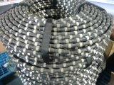 화강암 돌 절단을%s 다이아몬드 철사