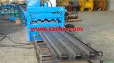 機械を形作る冷たい鋼鉄床のプロフィールロール