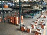 0.14mm 155c emaillierter kupferner plattierter Aluminiumdraht-Rückspulendraht