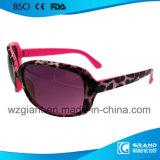 De roze Beste Gift van het Nieuwe Product van de Panter voor Zoete Zonnebril