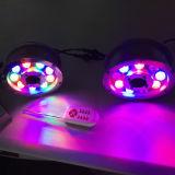Unterwasserlicht des LED-Brunnen-helles 6-18W Swimmingpool-Licht RGB-DMX Steuerled