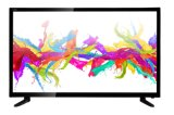 19 32 pouces de HD d'affichage à cristaux liquides sec DEL TV à la maison de couleur
