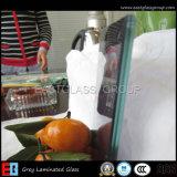 Verre feuilleté laiteux /Clear et verre feuilleté de couleur