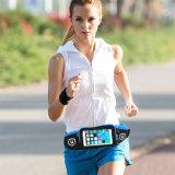 Smart Phone Sport de plein air de l'exécution de la courroie sac banane personnalisée OEM