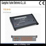 9 + 9 DMX regulador de voltaje digital