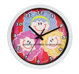 Cute Lovely Cartoon Customized Wholesale Wall Clock