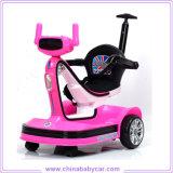 Passeio de carro de brinquedo elétrico de crianças 6V no carro