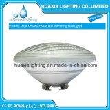 35W blanco de protección IP68 LED PAR56 de la luz bajo el agua de piscina