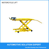 Preço barato China Motorcycle Scissor Lift