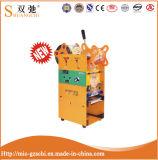 Machine manuelle de cuvette de cachetage de jaune élevé de corps à vendre