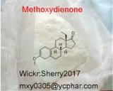 반대로 에스트로겐을%s Prohormone Methoxydienone 분말 2322-77-2 중간물