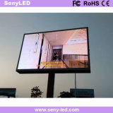 Publicidad exterior de 10mm LED pantalla LED en pantalla.