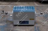 modèle Stg-100-10 de longueur du diamètre 100mmx1000mm de tube de quartz de four de tube du laboratoire 1000c