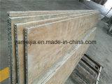 Steinbienenwabe-zusammengesetzte Panel-Zwischenwände