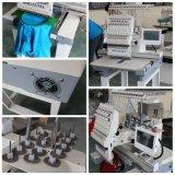 Holiauma einzelne Hauptstickerei-Maschinen-Ausgangsgebrauch-Stickerei-Hochgeschwindigkeitsmaschine für Hut-konstantes Kleid 3D