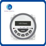 Cn304 переключатель отметчика времени силы AC 220V цифров LCD еженедельный Programmable