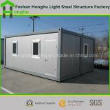 Новый полуфабрикат дом контейнера Prebuilt дома контейнера для сбывания