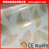 Pellicola lucida del PVC di colore solido della pressa di vuoto della membrana del MDF del portello dell'armadio da cucina alta
