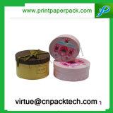 Caja de embalaje modificada para requisitos particulares exquisita de la joyería del regalo de la cartulina de la disposición de la ropa interior