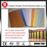 벽 클래딩을%s HPL 콤팩트 합판 제품