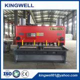 Надежный аттестованный ISO Metal стальная гидровлическая режа машина (QC11Y-20X2500)