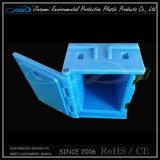PET Plastikkühlvorrichtung-Kasten für heiße Nahrung
