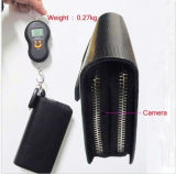 720p HD Fashion Video DIY Cam Bag Détection Remote Monitor DVR Wallet Camera